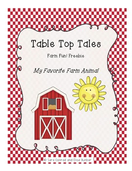 Farm Fun! Freebie