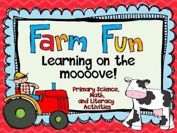 Farm Fun- Learning on the mooove