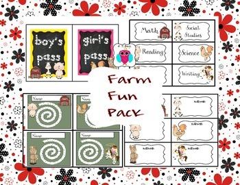 Farm Fun Pack