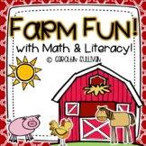 Farm Fun with Math and Literacy!