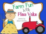 Farm Fun with Place Value