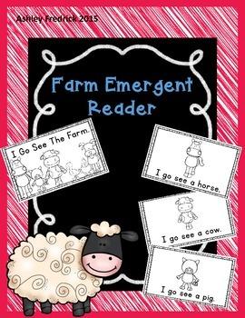 Farm Go Emergent Reader