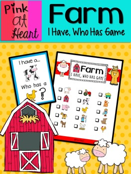 Farm: I Have, Who Has Game