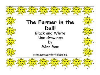 Farm Coloring Sheets