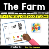 Farm K and 1 Informational Text