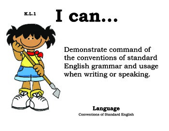 Farm Kids Kindergarten English Common core standards posters