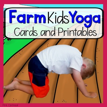 Farm Kids yoga