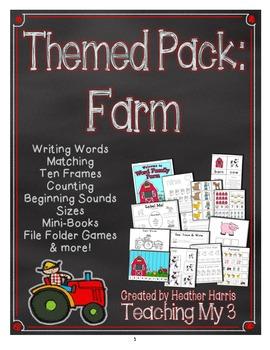 Themed Pack: Farm