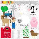 Farm Life Clip Art
