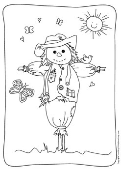 Farm Life Coloring pages