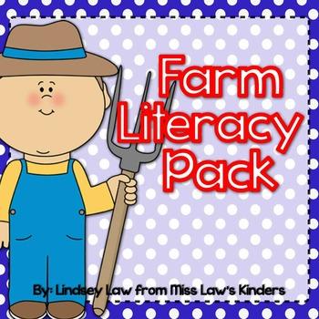 Farm Literacy Pack