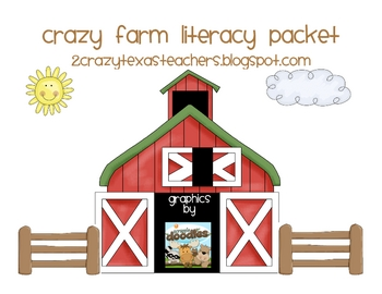 Farm Literacy Packet