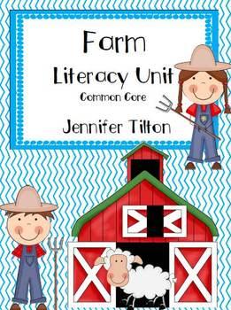 Farm Literacy Unit - Common Core