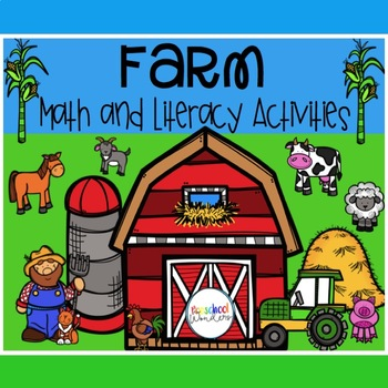 Farm Literacy and Math Activities