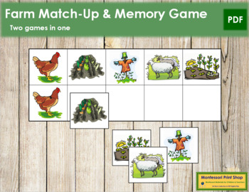 Farm Match-Up and Memory