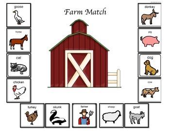 Farm Matching Board