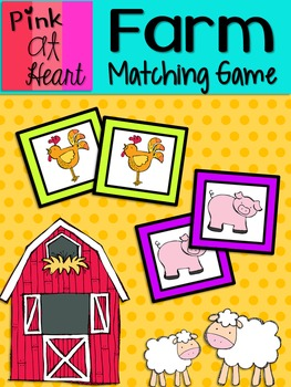 Farm: Matching Game