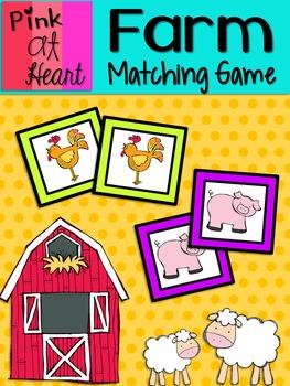 Farm: Matching Game