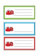 Farm Math Centers: Numbers to 20, Addition to 10: Includes Labels and Name Tags!