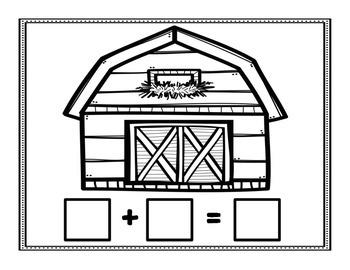 Farm Math Mat