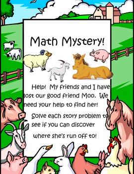 Farm Math Mystery