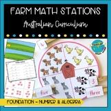 Farm Math Centers : Australian Curriculum