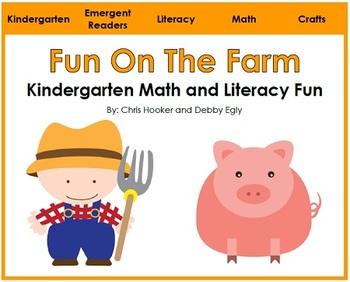 Farm: Math and Literacy Fun