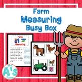 Farm Measuring Busy Box