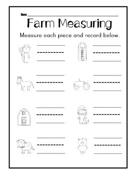 Farm Measuring Center