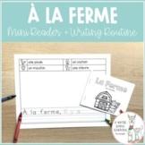 Farm Mini Book (Voici/Je vois) FR