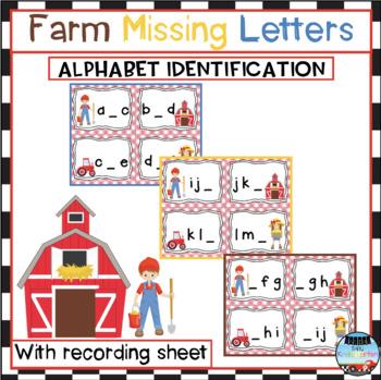 Farm Missing Letters