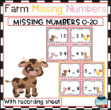Farm Missing Numbers