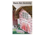 Barn Art Activity-Build a Miniature Barn and Farmyard Replica