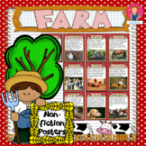 Nonfiction Posters {Farm Themed}