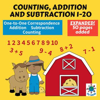 Farm Number Activities