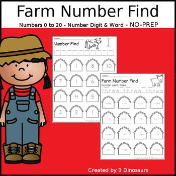 Farm Number Find