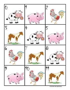 Farm- Number Order