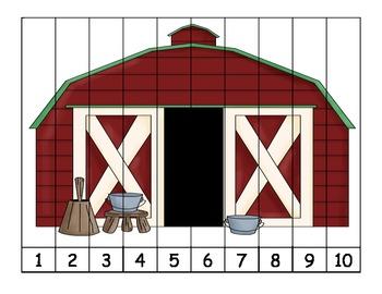 Farm Number Puzzle