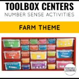 Farm Number Sense Centers Toolbox