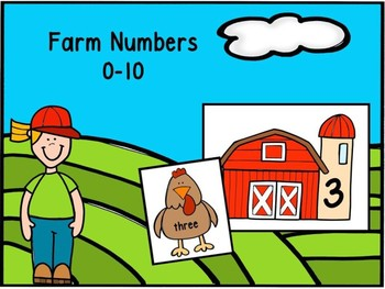Farm Numbers 0-10