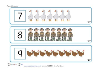 Farm Numbers
