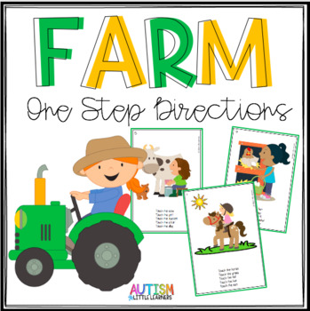 Farm One Step Directions
