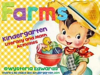 Farm Pack: A Balanced Literacy Unit