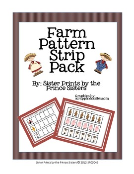 Farm Pattern Strips Pack