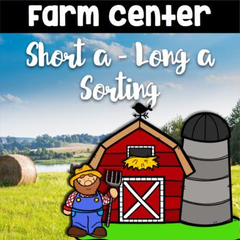 Farm Phonics ~ short /a/ and long /a/