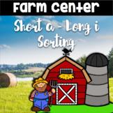 Farm Phonics ~ short /i/ and long /i/