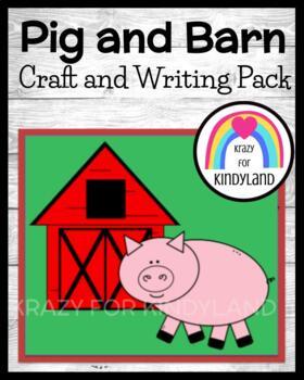 Pig Craft and Barn Writing (Farm)
