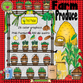 Farm Produce ClipArt