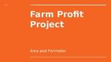 Farm Profit Project Powerpoint
