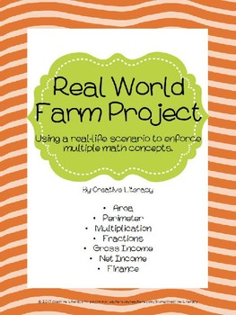 Farm Project Using Real World Math